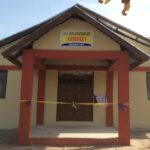Josentey Community Based Church Building Dedicated