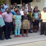Tema Area Trains News Reporters