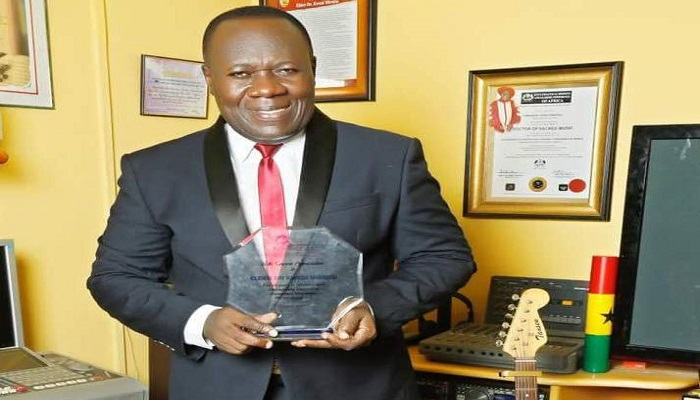 Be Humble To Go Far In The Music Ministry – Elder Mireku To