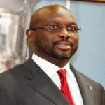 George Weah Expected In Ghana Today