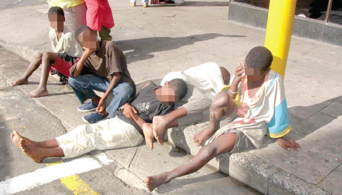 Street Children To Be Rescued 345 Hot Spots Identified Nationwide