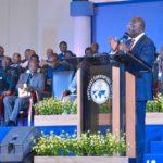 Vice President Eulogizes Apostle Prof. Opoku Onyinah
