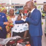 Dansoman Central Assembly Donates To Bawku, Grubi Districts