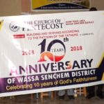 Senchem District Launches 10th Anniversary Celebration