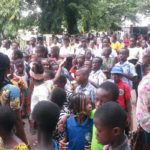 Children's Ministry Tour Kumasi On AU Day