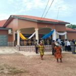 Akim Asene District Mission House Dedicated