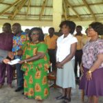 COP Headquarters Donates To Kibi School For The Deaf