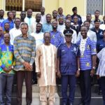 PIWC-Tarkwa PEMEM Prays For Ghana Police Service