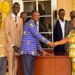 PIWC – Tarkwa PEMEM Donates To Pentecost Preparatory School