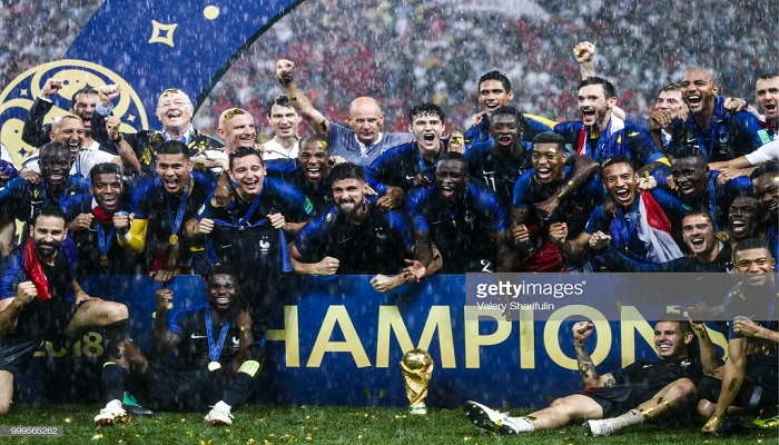 France Beat Croatia In World Cup Final | The Church of Pentecost
