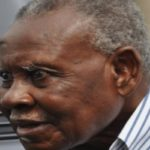 Veteran Politician J.H Mensah Has Died