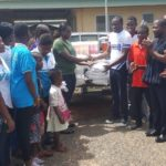 PIWC-Ho Youth Ministry Donates To Volta Regional Hospital