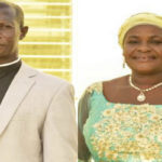 Pastor and Mrs. Ampong: Celebrating 33 Years In Full-Time Ministry