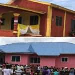 Takinta Mission House & Central Church Building Dedicated