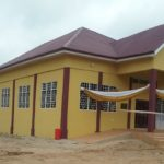 Tontokrom Gets New Church Building