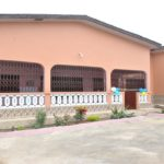 Yamfo District Mission House Dedicated