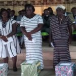 Kete-Krachi Area Honours Past Women's Ministry Leaders