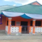 Dawusaso District Inaugurated, Mission House Dedicated