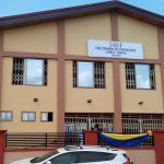Afienya Central Church Building Dedicated