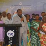 Teshie-Nungua Area Welcomes Apostle Dr. Koduah And Family