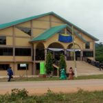 Dunkwa Mfuom Church Building Dedicated