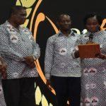 La Area Youth Ministry Celebrates Apostle Appiah Aidoo