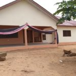 Teshie-Nungua Area Builds Najong Mission House, Church Building