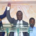 Shalom Worship Centre Welcomes Pastor Orhin Agyin & Family