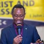 Communion Reminds God Of His Covenant With Believers – Apostle Kumi-Larbi