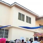Chairman Dedicates Mamfe District Mission House
