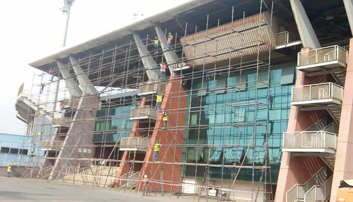 Accra Sports Stadium To Be Ready October Ending | The Church of
