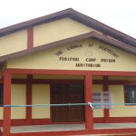 Forifori Camp Prison Auditorium Dedicated