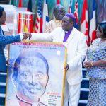 GPCC Honours Apostle Prof Opoku Onyinah