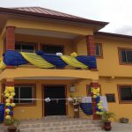 Kpone District Mission House Dedicated