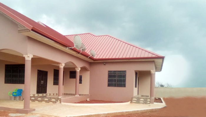 Tepa Area Mission House Dedicated