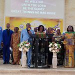 Koforidua Area Welcomes Apostle Asante & Family