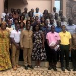 PIWC-Asokwa Holds Officers' Residential Retreat