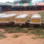 5 Girls Run Over By Articulated Truck Laid To Rest