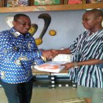 PEMEM Director Meets Goaso Paramount Chief