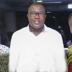 Elder Ofosu-Ampofo Calls On Chairman Of The Church Of Pentecost