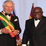 Prince Charles Gets Ghana's Star Honour