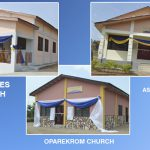 Djankrom District Dedicates Three Church Buildings