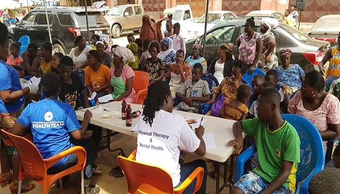 Achimota Central Assembly Embarks On Medical Outreach