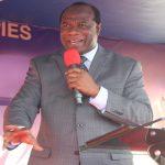 Apostle Dr. Koduah Inspires Jospong Staff