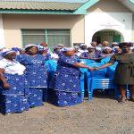 Ashaiman Area Women Ministry Donates To Ashaiman Poly Clinic