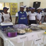 Teshie Water Works Women's Ministry Organizes Food Bazaar