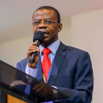 IMD Speaks At Tarkwa PIWC's 'Impartation Service'