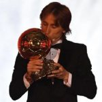 Modric Ends Messi And Ronaldo's Dominance Of Ballon d'Or