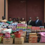 Suhum Area Visits Nsawam Prisons