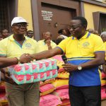 Santasi District Donates To Kumasi Central Prisons